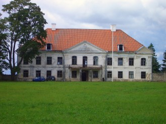 Restoration and Reuse of Manor Houses, Estonia — Hands–On Work in September 2010, image KHA2