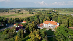 Sustainable Heritage, Hands–On Work 2015, Suuremõisa Manor, Hiumaa, Estonia